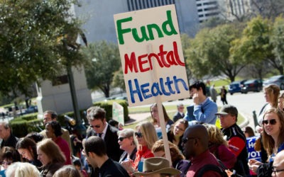 Mental Health Rally at the Capitol, March 16
