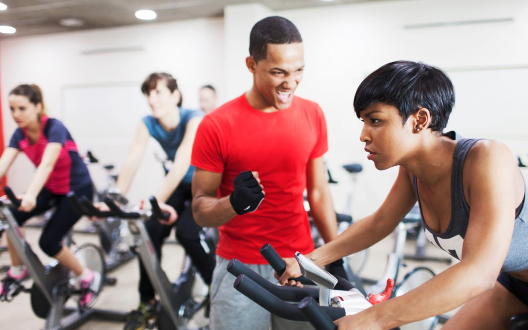 Lessons from Spin Class: The Limitations of Encouragement
