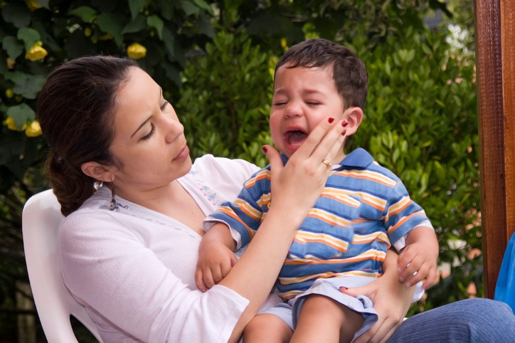 Toddler Tantrums: Help from Neuroscience