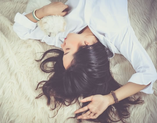 The Best Sleep Timing To Reduce Anxiety