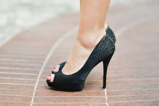 What High Heels Say About Your Desire For More Status