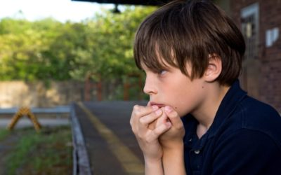 Children of Trauma Can Present Challenging Behaviors