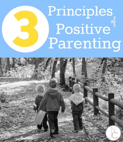 BASIC PRINCIPLES OF POSITIVE PARENTING